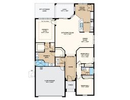 Oak Creek Homes Floor Plans by Aruba Floor Plan At Oak Creek In Riverview Fl Taylor Morrison