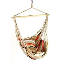 How To Hang A Hammock Chair Indoors Sunnydaze Hanging Hammock Swing U2013 Multiple Color Choices