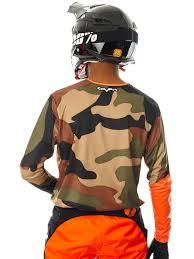 Seven Mx Orange 2017 Annex Soldier Mx Jersey Seven Mx