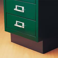 plinth for bisley under desk multidrawer cabinets