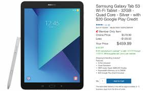 android tablets on sale update open box for 399 at ebay deal alert samsung galaxy tab
