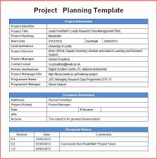 sample project planning write a web project plan example