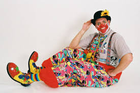 clowns for hire for birthday party stretch the clown children s entertainment company childrens
