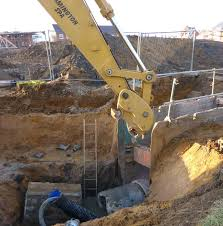 excavator operator prosecuted over bucket accident pp
