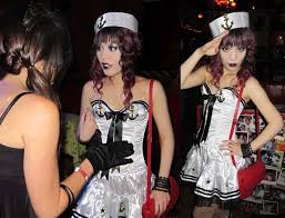 Halloween Costumes Sailor Woman Goth Sailor Costume Buy Halloween Costumes