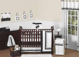 Black And White Crib Bedding For Boys Modern Crib Bedding Style Lostcoastshuttle Bedding Set