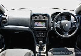 vitara jeep maruti vitara brezza with custom jeep compass inspired grille