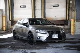lexus f sport rims review 2016 lexus ct 200h canadian auto review