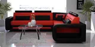 canapé d angle en cuir design canapé d angle cuir theo italien