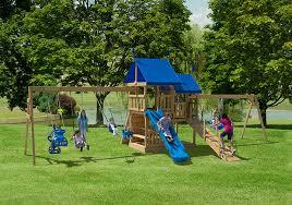 backyard attractions backyard kids play set play mor swingset