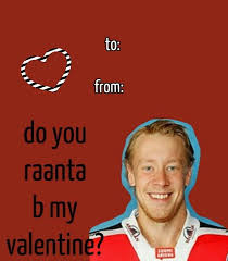 hockey valentines cards 33 best antti raanta images on chicago blackhawks