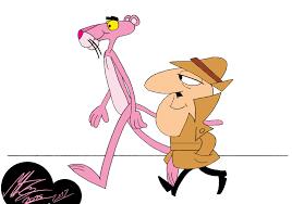 pink panther inspector clouseau morteneng21 deviantart