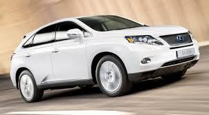 4 cylinder lexus most fuel efficient suvs top 10 best gas mileage suv 2012 2013