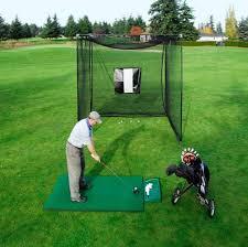 Backyard Golf Nets Backyard Driving Range Net