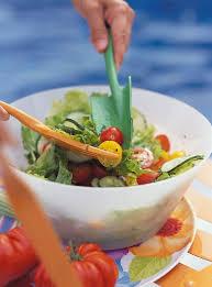 cuisiner la salade verte salade verte d été ricardo