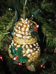 home decor hooked on needles handmade vintage christmas ornaments