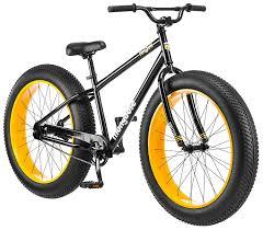 amazon black friday bikes amazon com mongoose brutus bicycle black 26 inch cruiser