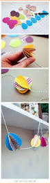 Decorating Easter Eggs Walmart by Diy Paper Easter Egg Garland Paper Garlands And Eggs