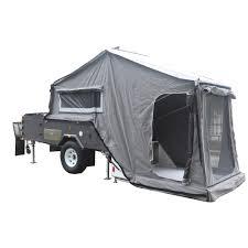 offroad travel trailers hard floor off road rear fold travel trailer hard floor off road