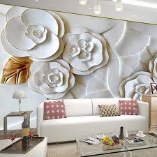 3d Wallpaper Home Decor by 3d Wall Art For Living Room Home Decor Ideas