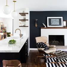 Best  Black Accent Walls Ideas On Pinterest Black Walls - White wall decorations living room