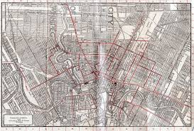 Bates College Map Mhs Resources Winnipeg Streets In The 1911 Canada Census