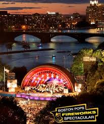 boston pops table seating 4th of july in boston boston annual events
