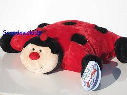light up ladybug pillow pet ladybug pillow pet pillow cushion blanket