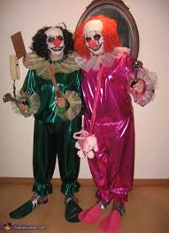 Scary Clown Costumes Halloween Clowns Costumes