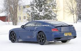 used bentley ad 2018 bentley continental gt is becoming less camera shy