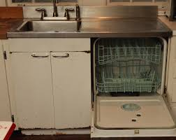 Kitchen Aid Cabinets Removal How To Remove An Old Kitchenaid Dishwasher Home