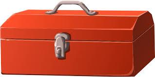 tool box toolbox clipart