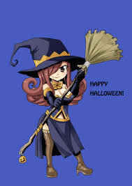 anime halloween backgrounds erza halloween u2026 pinteres u2026