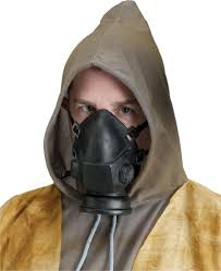new city gas halloween gas mask costume ebay