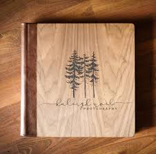 gallery leather photo album whimsical album woodland albums made simple