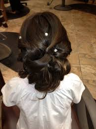 cute hairstyles for first communion hairstyle for first communion hair pinterest communion and