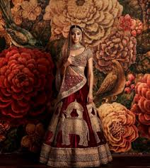 wedding collection sabyasachi weaves magic in his recent winter wedding collection