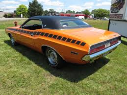 dodge challenger 1970 orange 1970 dodge challenger se hemi orange a c 318 348cu 320hp for