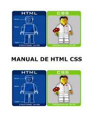 manual de html css