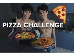Challenge Lucas And Pizza Challenge Lucas And The Baes