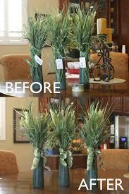 dining tables flower centerpieces ideas artificial floral