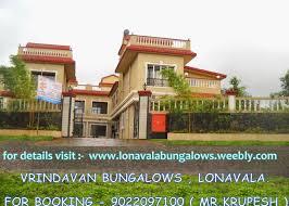 vrindavan bungalows lonavala google