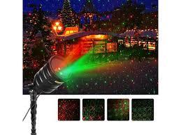Landscape Light Timer Suaoki Outdoor Laser Light Landscape L Green Projector