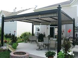 Pergola Awning Retractable by Patio Find This Pin And More On Canopy Awning Ideas Cheap Patio
