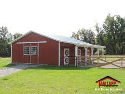 Barn Designs For Horses Horse Barn Pole Building Flemington Tam Lapp Construction Llc