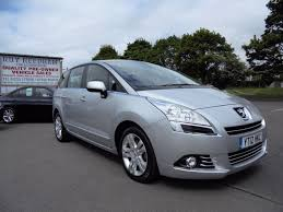 peugeot pre owned 2012 peugeot 5008 hdi active 6 995