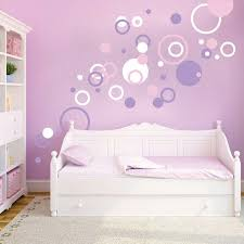 wall designs dots and rings wall designs trendy wall designs