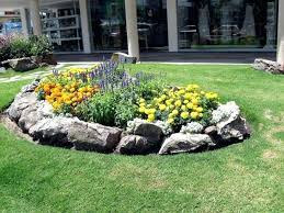 Best Rock Gardens Simple Rock Landscaping Ideas Impressive Simple Rock Garden Ideas