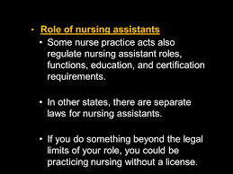 the nursing assistant chapter 2 part a ppt download