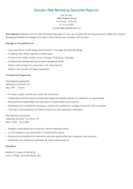 reading specialist resume page r3 early childhood specialist